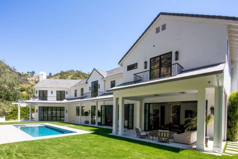 Beautiful Bel Air Home For Sale Now Beverly Hills Magazine