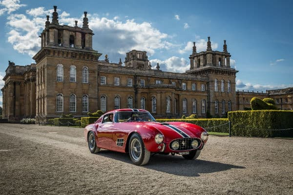 Concours Masters Tribute to Ferrari's 70th Year