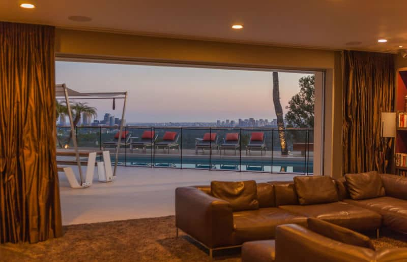 9432 Sierra Mar Hollywood Hills Rare Opportunity