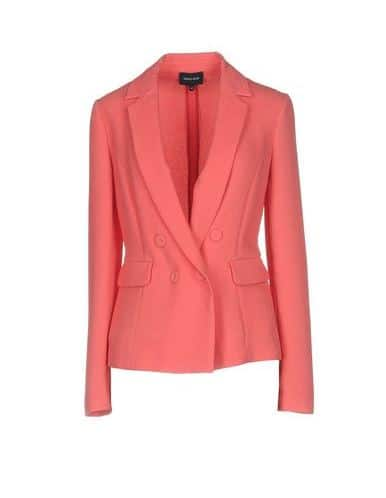 Coral Armani Blazer. BUY NOW!!! #beverlyhillsmagazine #beverlyhills #fashion #style #shop #shopping #bevhillsmag