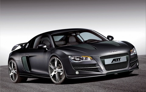 Dream Cars ~ AUDI R8