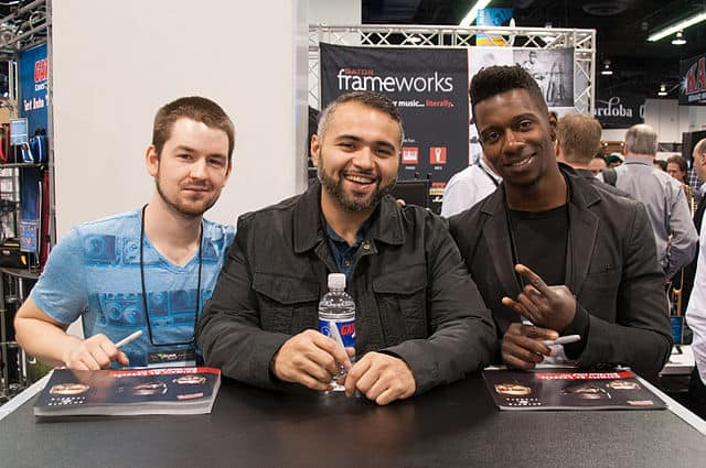 Tosin Abasi from Animals As Leaders
