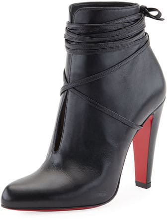 Christian Louboutin Ankle Bootie. BUY NOW!!!