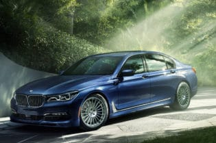 Ultimate Luxury Cars: BMW Alpina B7