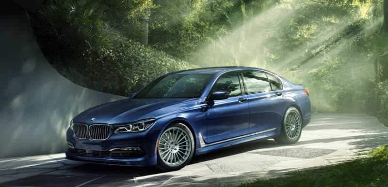 Bmw 7 Series Best Luxury Cars: Ultimate Luxury Cars: BMW Alpina B7 ⋆ Beverly Hills Magazine