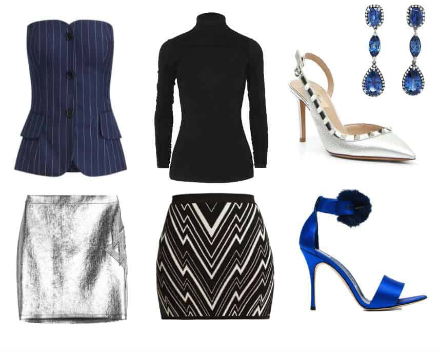 Beautiful Blue Style. SHOP NOW!!! #beverlyhillsmagazine #beverlyhills #fashion #style #shop #shopping #shoes #highheels