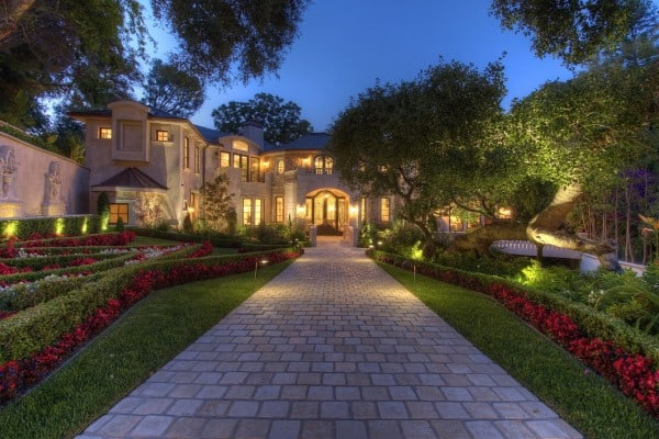 Bel Air Mansion