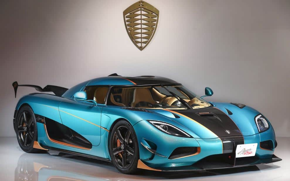 Dream Cars 2017 Koenigsegg Agera Rs ⋆ Beverly Hills Magazine