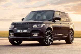 Dream Cars: Range Rover Overfinch