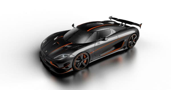 Dream Cars: 2017 Koenigsegg Agera RS