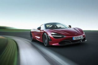 Dream Cars: McLaren 720S