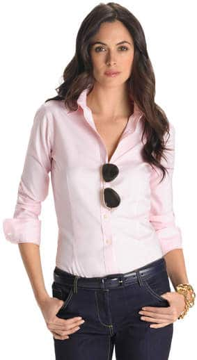 Pink Collared Shirt. BUY NOW!!!