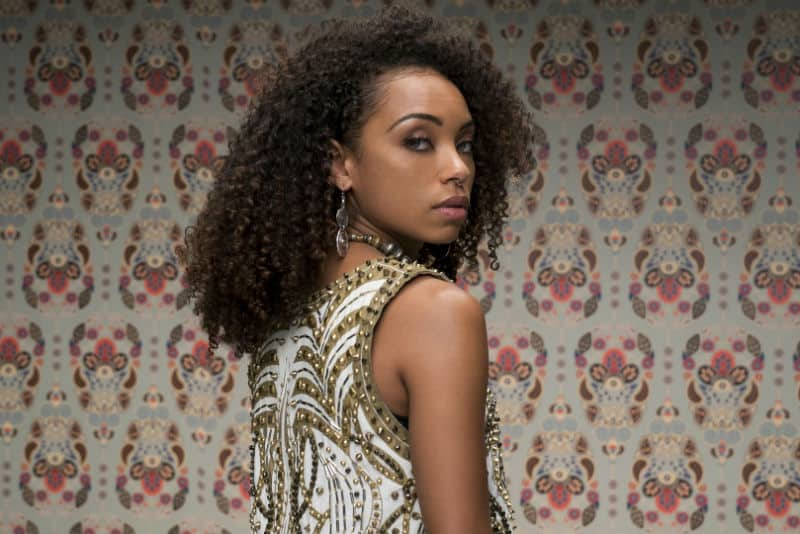 Dear White People: Logan Browning
