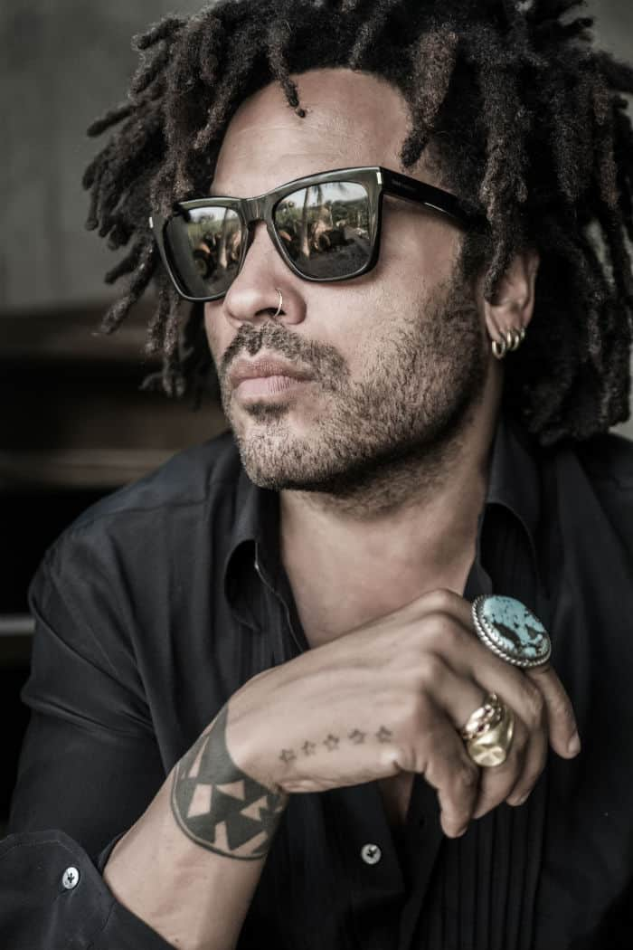 Lenny Kravitz: Spreading Love Through Music #beverlyhills #beverlyhillsmagazine #lennykravitz #music #celebirties