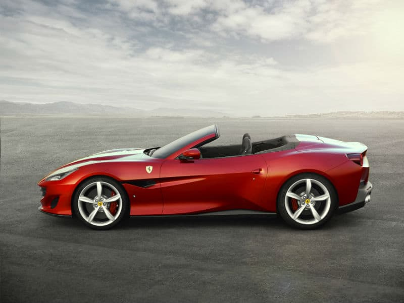 Dream Cars: Ferrari Portofino