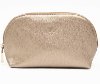 Gold Makeup Bag. BUY NOW!!!