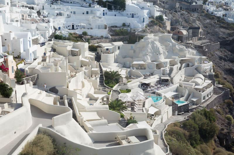 Mystique #Resort in Santorini Greece #vacation #travel #bucketlist #exclusive #luxury #island #vacations #beverlyhills #beverlyhillsmagazine #ocean #fivestar #greece #hotels #greek #islands #beaches #santorini