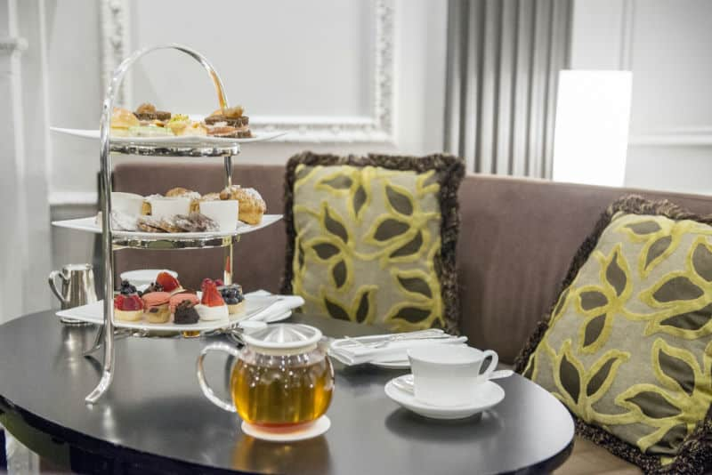 The Pierre Hotel: Afternoon Tea in NYC