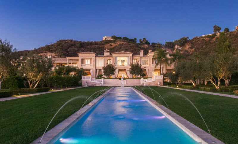 Top 5 Most Expensive Homes in Beverly Hills #beverlyhills #beverlyhillsmagazine #realestate #mansions #dreamhomes #luxury #homes #bevhillsmag