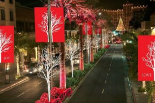 Rodeo Drive Christmas Lighting Ceremony on November 20th, #OnlyOnRodeo
