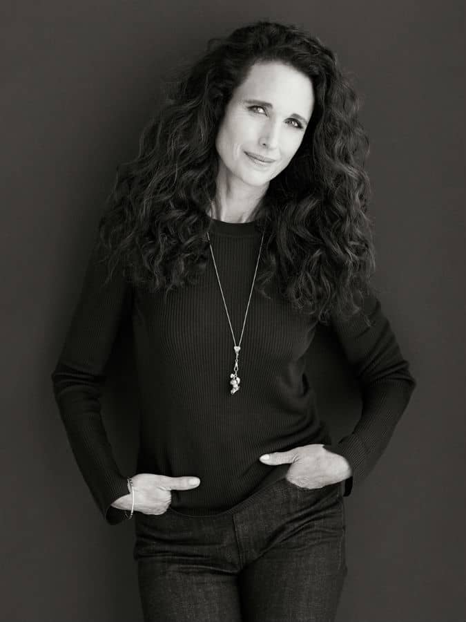 Hollywood Spotlight: Andie MacDowell