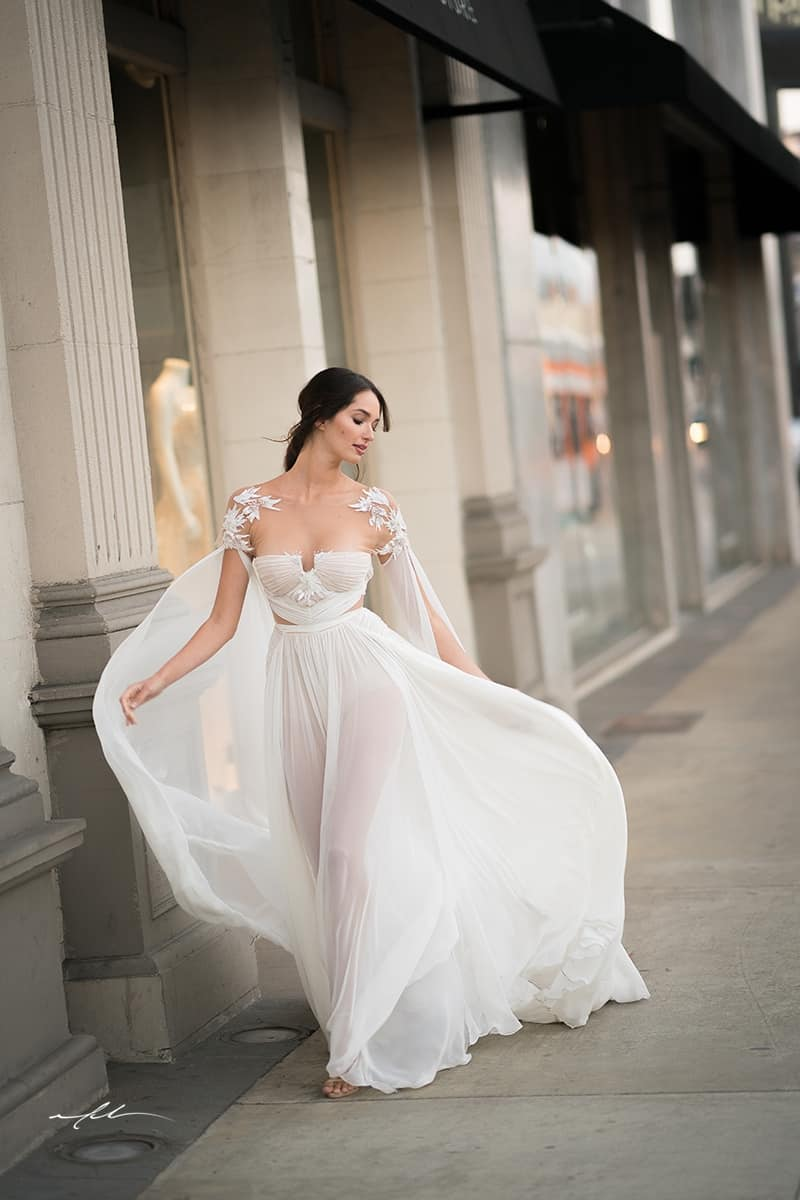 Style for Beverly hills wedding dresses