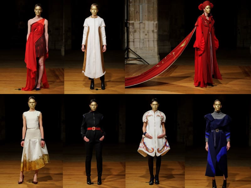 Coppelia Runway Show at Paris Fashion Week
