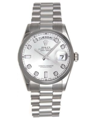 Rolex With Diamonds. BUY NOW!!!