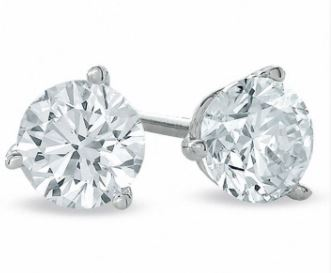 Diamond Earrings. BUY NOW!!!
