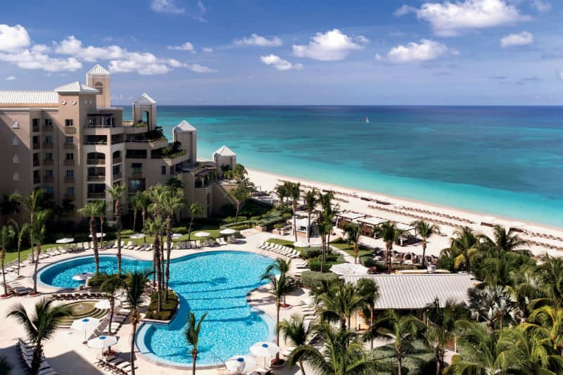 Exclusive Ritz-Carlton, Cayman Islands
