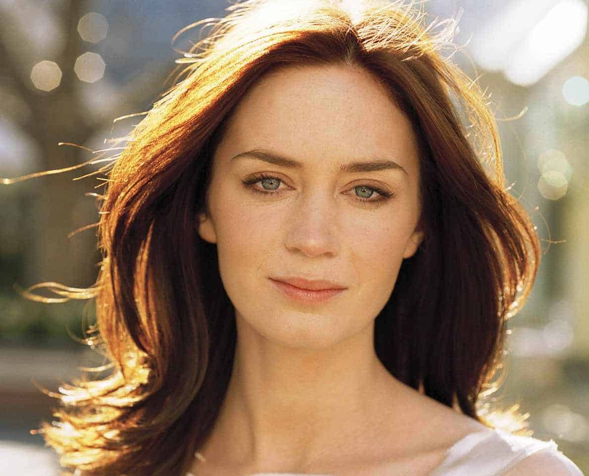 Celebrity Of The Week Emily Blunt ⋆ Beverly Hills Magazine