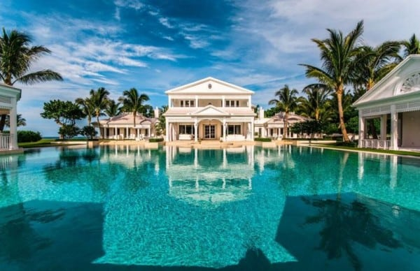 Celine Dionu0027s Florida Mansion For Sale For $45 Million