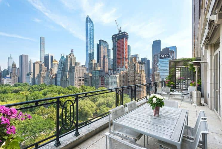 sting 39 s central park nyc penthouse beverly hills magazine