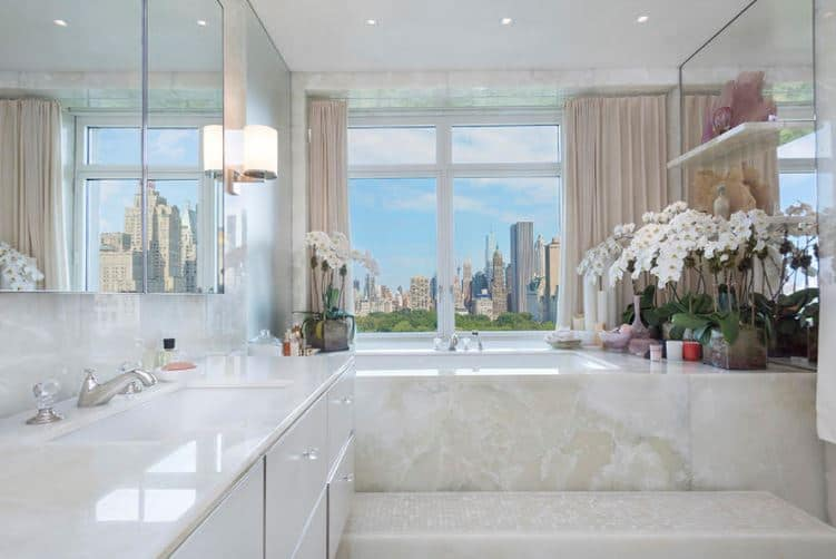 Sting 39 s central park nyc penthouse beverly hills magazine for Real estate nyc apartments