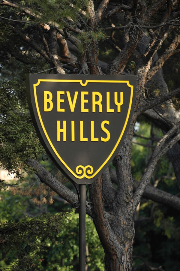 I love Beverly Hills!
