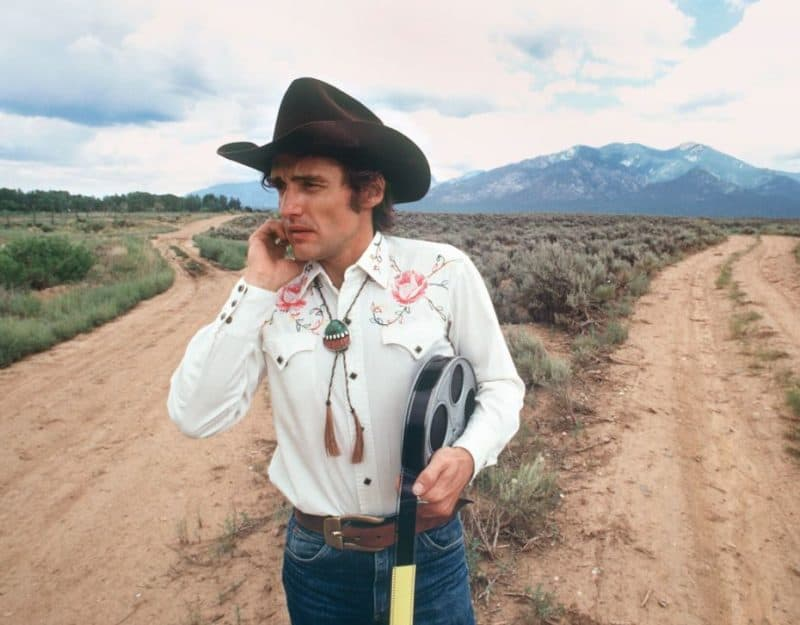 Dennis Hopper Image Available at City Hearts Auction