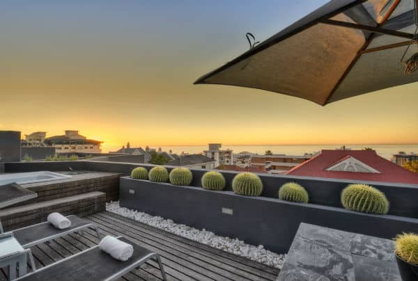 South Africa's O on Kloof Boutique Hotel