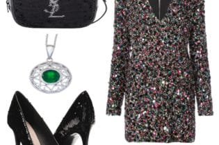 Dazzling Sequin Style. SHOP NOW!!! #BevHillsMag #fashion #shopping #shop #style #beverlyhills #jewelry