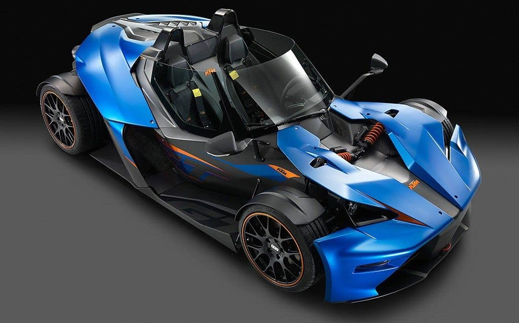 Dream Cars Ktm X Bow Gt Beverly Hills Magazine