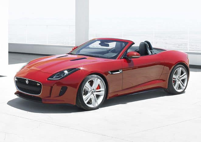 Dream Cars: Jaguar F Type