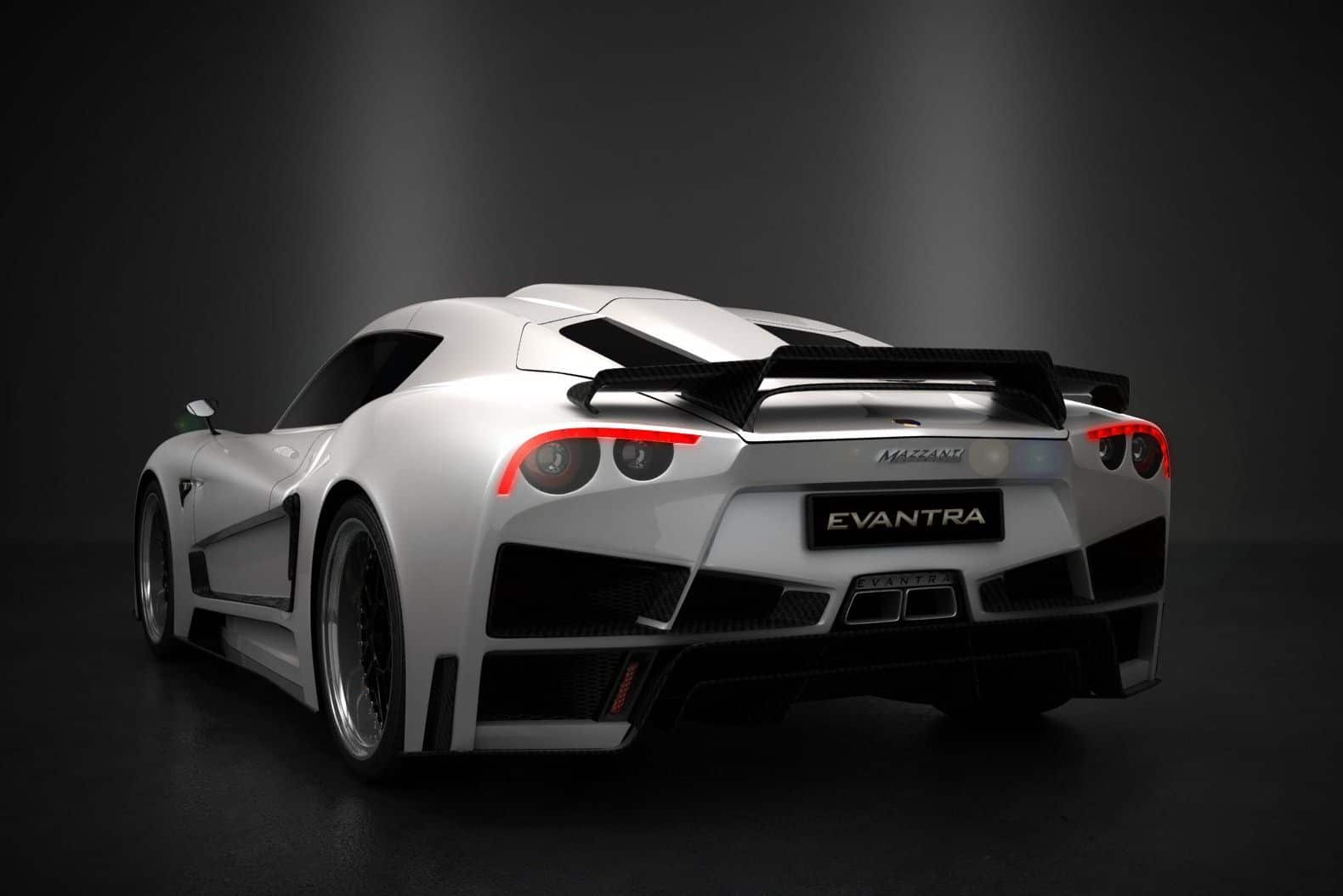 Most Expensive Car In The World >> Dream Cars: Mazzanti Evantra - Beverly Hills Magazine