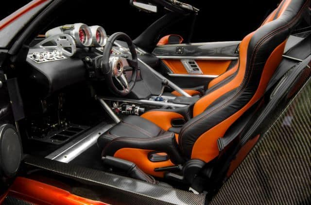 dream cars falcon f7 beverly hills magazine. Black Bedroom Furniture Sets. Home Design Ideas