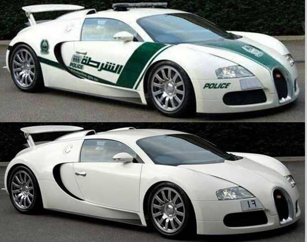 Luxury Dubai Police Cars ⋆ Beverly Hills Magazine