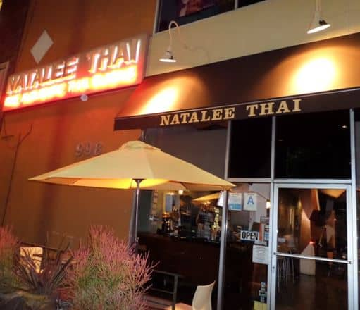 Natalee Thai in Beverly Hills