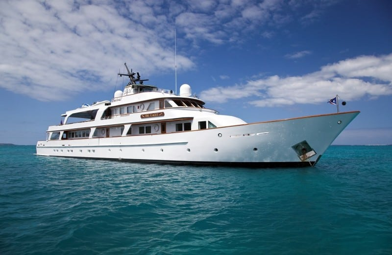 Super Yachts for Charter