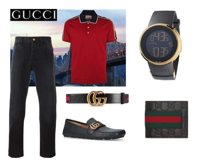 GUCCI Style For Men. BUY NOW!!!