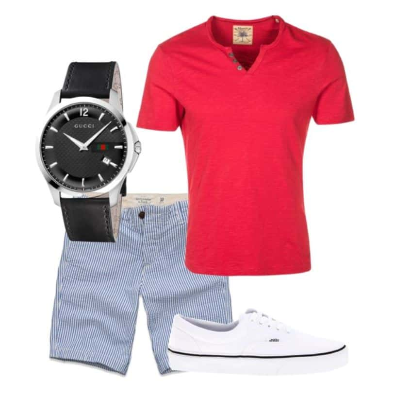 Beach Style For Men. BUY NOW!!! #BevHillsMag #beverlyhillsmagazine #fashion #shop #style #shopping