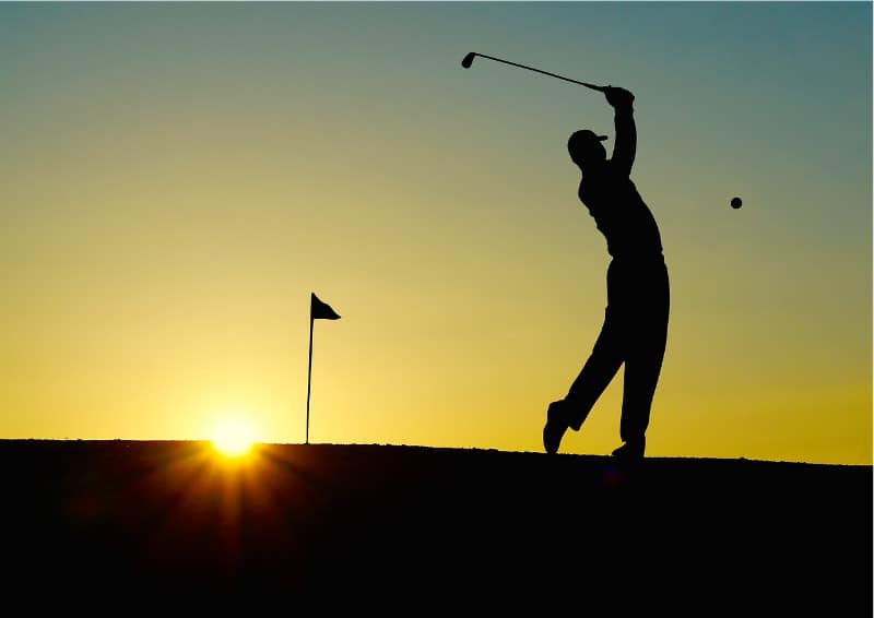 Surprising Benefits of Playing Golf #sports #golf #beverlyhills #beverlyhillsmagazine #bevhillsmag