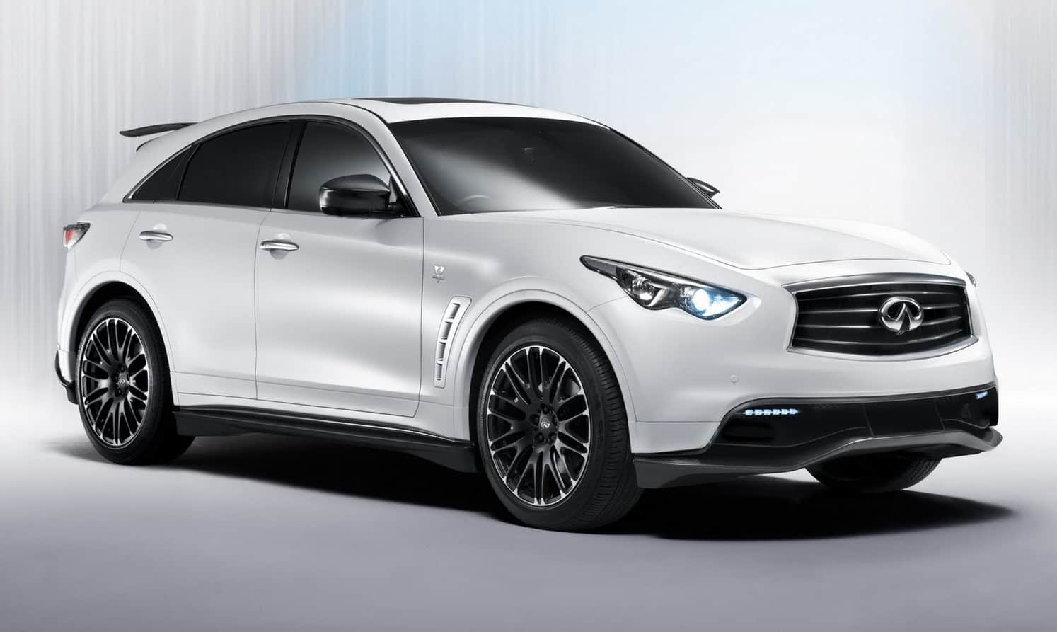 Dream Cars: Infiniti FX Vettle Edition - BEVERLY HILLS MAGAZINE