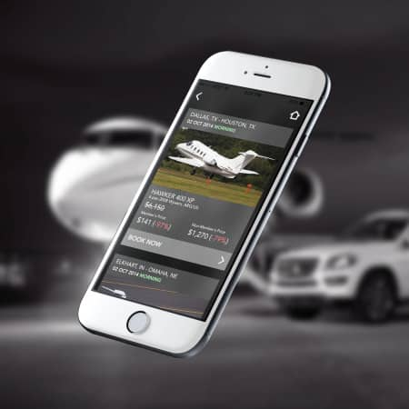 """Uber"" for Private Jets - JetSmarter"